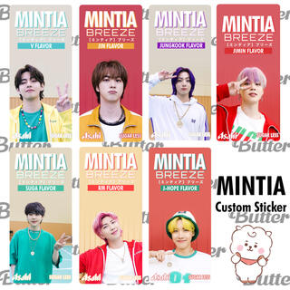 防弾少年団(BTS) - 【MINTIA】Butter★POP【BTS】