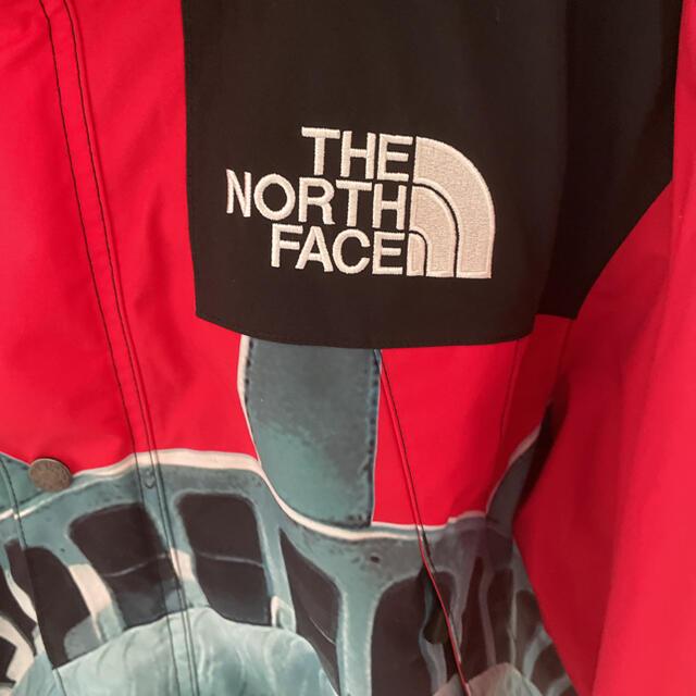 Supreme(シュプリーム)のシュプリーム NORTH ノースフェイス マウンテンジャケット 自由の女神 メンズのジャケット/アウター(ナイロンジャケット)の商品写真