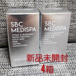 ソルプロプリュスホワイト→ホワイトサプリメント 4箱 SBC 湘南美容外科