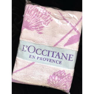 L'OCCITANE - ロクシタン エルバブランシュ バスタオル