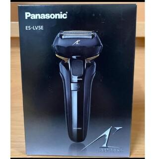 Panasonic - Panasonic ES-LV5E-K ラムダッシュ 5枚刃