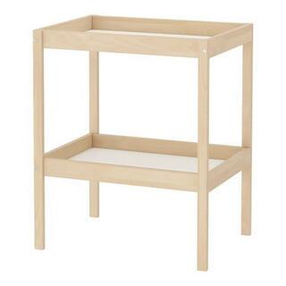 IKEA - IKEA ベビーベッド SNIGLAR おむつ替え台