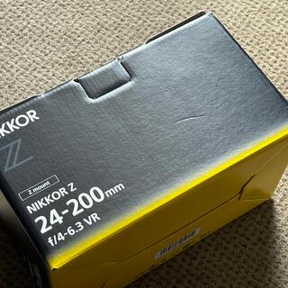 Nikon - Nikon (ニコン) NIKKOR Z 24-200mm F4-6.3 VR