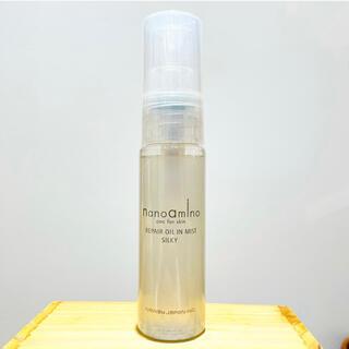 ナノアミノ リペアオイルインミスト シルキー 新品 30ml 若返り美容液 (美容液)