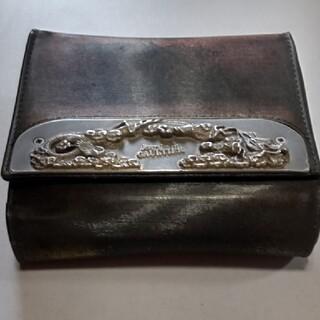 Jean-Paul GAULTIER - ゴルチエ廃盤 折りたたみ財布