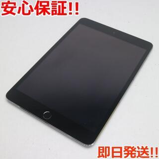 アップル(Apple)の美品 iPad mini 3 Wi-Fi 64GB グレイ (タブレット)