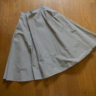 ユニクロ(UNIQLO)のユニクロ サーキュラーロングスカート(ロングスカート)