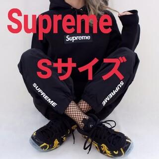 シュプリーム(Supreme)のSupreme☆Warm Up Pant Black S ウォームアップパンツ(その他)