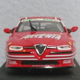 アルファロメオ(Alfa Romeo)のALFAROMEO156ST 1/43スケールモデル(リユース)(ミニカー)