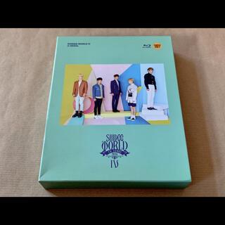 シャイニー(SHINee)のBlu-ray/SHINee WORLD IV in SEOUL(ミュージック)