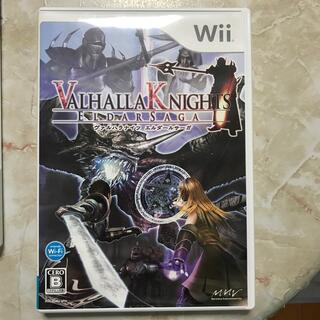 Wii - 中古 ヴァルハラナイツ エルダーサーガ wii