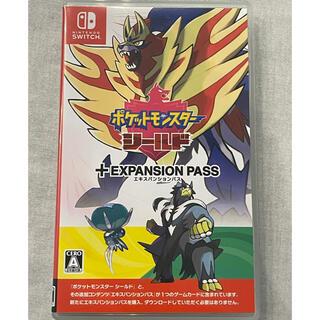 ポケモン(ポケモン)のポケットモンスター シールド + エキスパンションパス Switch(家庭用ゲームソフト)