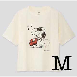 SNOOPY - ☆新品未使用☆ UNIQLO ユニクロ ピーナッツ UT スヌーピーTシャツ