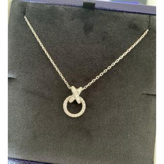 ショーメ(CHAUMET)の土日限定価格 ショーメ リアン ダイヤモンドネックレス(ネックレス)
