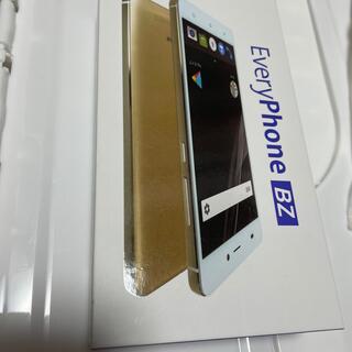 アンドロイド(ANDROID)のヤマダ電機 スマートフォン SIMフリー 新品未開封(スマートフォン本体)