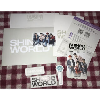SHINee - SHINee★Beyond Live★ARチケット
