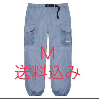 シュプリーム(Supreme)のSupreme Mesh Pocket Belted Cargo Pant  M(ワークパンツ/カーゴパンツ)