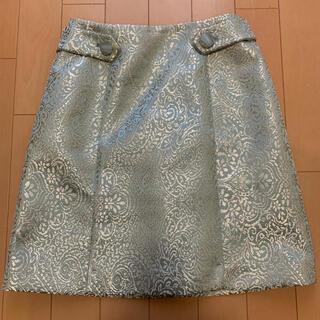 リリーブラウン(Lily Brown)のリリーブラウン 台形スカート(ミニスカート)