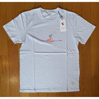 Paul Smith - ポールスミス 新品 メンズ Tシャツ(ヨット/ライトブルーM)