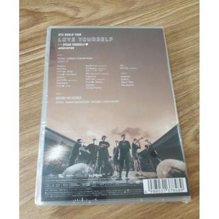 BTS WORLD TOUR 'SPEAK YOURSELF' 通常盤 DVD