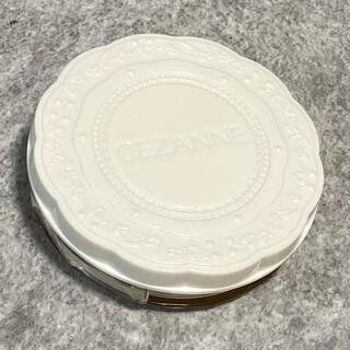 【セザンヌ】UVシルクカバーパウダー01