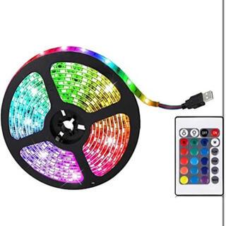 LEDテープライト 5m イルミネーションライト(天井照明)