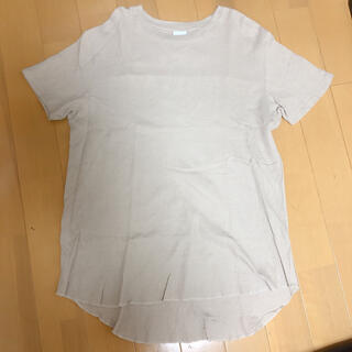 ZARA - zaraメンズ ワッフル  Tシャツ カットソー