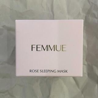 Cosme Kitchen - 未使用新品 FEMMUE ファミュ ローズウォーター スリーピングマスク 50g