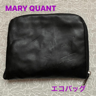 MARY QUANT - MARY QUANT エコバッグ