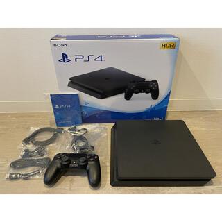 プレイステーション4(PlayStation4)の【保証書付】PlayStation4 本体 CUH-2200AB01 500GB(家庭用ゲーム機本体)