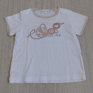 セリーヌ(celine)のCELINE  Tシャツ  80cm(Tシャツ)