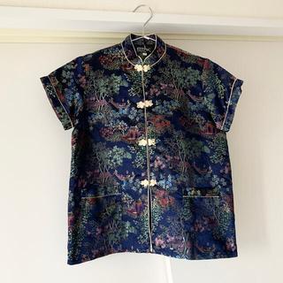 Lochie - Barrack Room バラックルーム 購入 チャイナシャツ ヴィンテージ