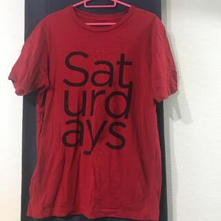 SATURDAYS SURF NYC - サタデーズサーフニューヨークシティー Tシャツ