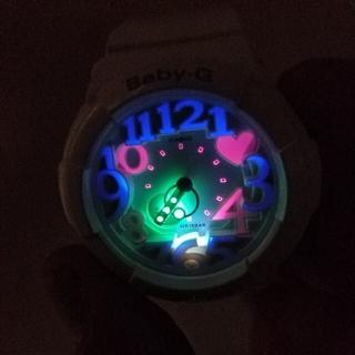 ベビージー(Baby-G)のBaby-G BGA-131 電池交換済み(腕時計)