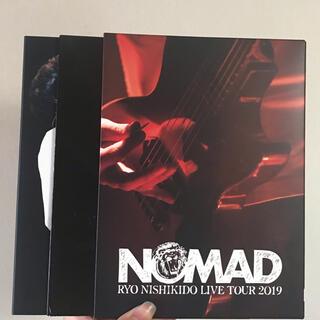 カンジャニエイト(関ジャニ∞)の錦戸亮 NOMAD LIVE TOUR 2019 DVD フォトブック(アイドルグッズ)