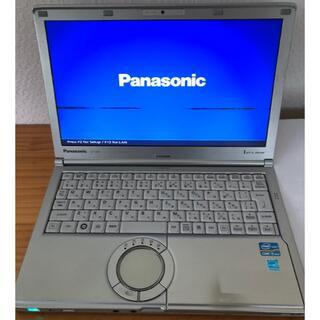 Panasonic - Panasonic(レッツノート) CF-SX1 ノートパソコン