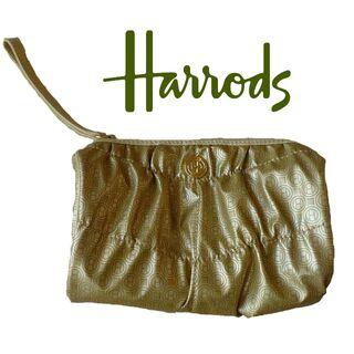 ハロッズ(Harrods)のHarrods ポーチ ★未使用 ハロッズ(ポーチ)