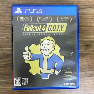 プレイステーション4(PlayStation4)の【PS4】Fallout4 Game of the year Edition(家庭用ゲームソフト)