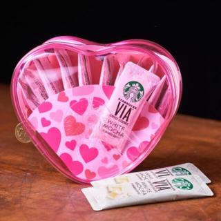 Starbucks Coffee - スターバックス バレンタイン VIA ヴィア® ホワイトモカ12本入り♡スタバ