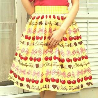 Shirley Temple - シャーリーテンプル チェリーチョコ レディース スカート