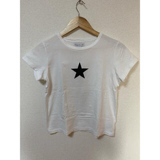 アニエスベー(agnes b.)のagnes b.  アニエスベー スターTシャツ(Tシャツ(半袖/袖なし))