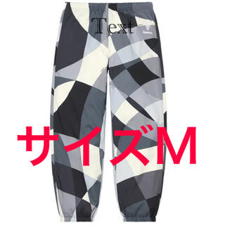 シュプリーム(Supreme)のSupreme Emilio Pucci Sport Pant black 黒(その他)