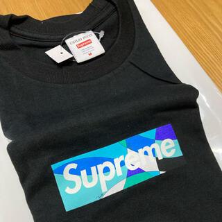 シュプリーム(Supreme)のbox logo tee(Tシャツ/カットソー(半袖/袖なし))