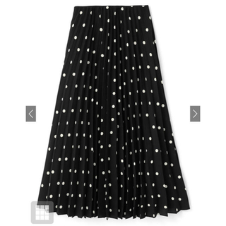GRL - グレイル ドットスカート