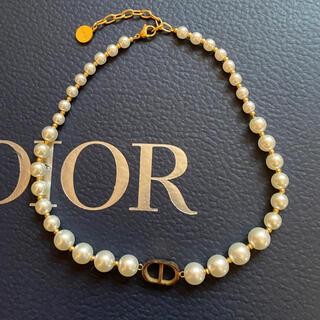 ディオール(Dior)のDior パールネックレス(ネックレス)