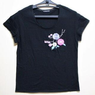 ヴィヴィアンタム(VIVIENNE TAM)のVIVIENNE TAM ヴィヴィアンタム 未使用 Tシャツ 黒(Tシャツ(半袖/袖なし))