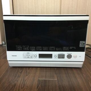 トウシバ(東芝)の東芝 ER-R6 石窯オーブン 電子レンジ オーブンレンジ 過熱水蒸気 スチーム(電子レンジ)