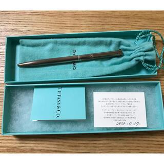 Tiffany & Co. - ティファニー ボールペン