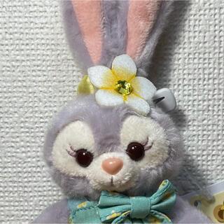 ステラ・ルー - ダッフィー&フレンズ サニーファン ステラルー ぬいぐるみバッジ ぬいば ③