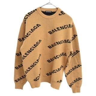 バレンシアガ(Balenciaga)のBALENCIAGA バレンシアガ 長袖セーター(ニット/セーター)